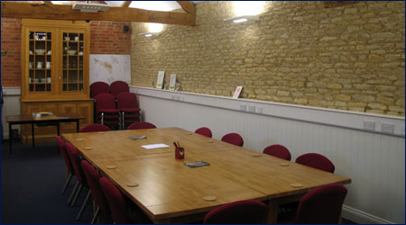 Strixton Manor Business Centre Meeting Room 2